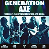 Generation Axe:Guitars That Destroyed the World