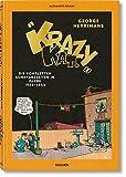 George Herrimans 'Krazy Kat'. Die kompletten Sonntagsseiten in Farbe 1935-1944