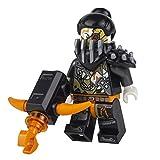 LEGO Ninjago Figur Heavy Metal (Faith Verkleidet) mit Turbo-Zange