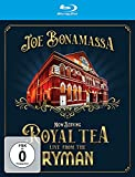 Joe Bonamassa - Now Serving: Royal Tea Live From The Ryman [Blu-ray]