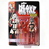Incendium Heavy Metal FigBiz Action Figure Taarna Blonde Ver. 13 cm Figuren