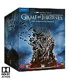 Game of Thrones: Die kompletten Staffeln 1-8 (EU Import mit Deutscher Sprache)