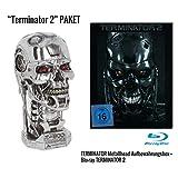 Terminator 2 - Limited Steel Edition Blu-ray + Aufbewahrungsbox 'T-800 Metall-Head'