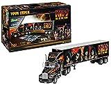 Revell RV07644 7644 Fan-Edition Geschenkset KISS Tour Truck Toys, 55,2 cm, 11689