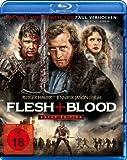 Flesh + Blood - Uncut Edition [Blu-ray]
