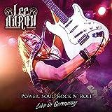 Power,Soul,Rock N'Roll-Live in Germany