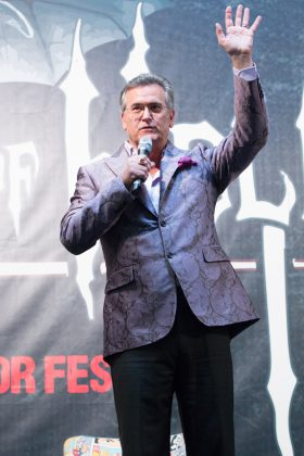 Bruce Campbell @ Weekend of Hell 2018 (Foto darkstars.de)