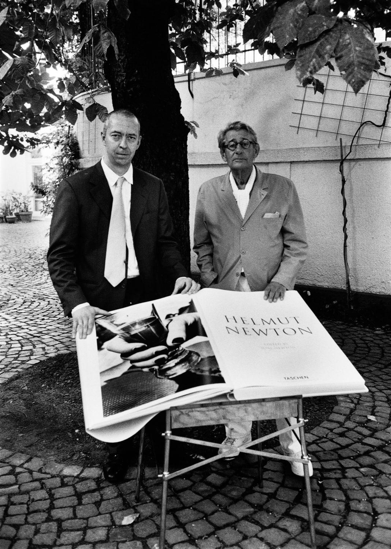 20 Jahre Helmut Newton SUMO, Ausstellung in Berlin